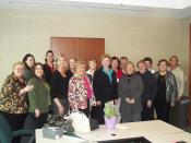 Meeting with the Michigan Registered Nurses Association