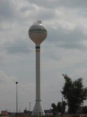 English: Greensburg, Kansas, Watertower