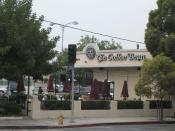 Coffee Bean in the Los Feliz neighborhood of Los Angeles, California