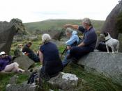 Carn Menyn, the Stonehenge debate - geograph.org.uk - 1451298