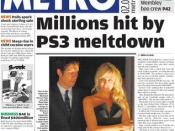 Metro (British newspaper)