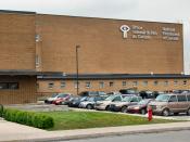 Bureau central de l'ONF à Montréal