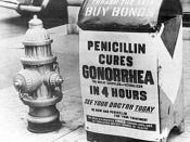 Penicillin was viewed as