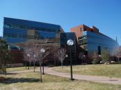 English: Carlson School of Management at the University of Minnesota-Twin Cities. Located on the West Bank of the Minneapolis campus.