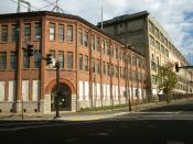 Winchester Repeating Arms Company Historic District, New Haven.