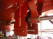 propeller end of shaft