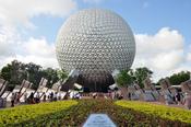 English: Epcot Spaceship Earth Walt Disney World Orlando 2010
