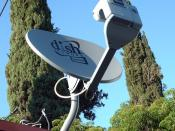 Dish Network Satellite No 22