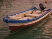 Okuma Fishing Boat