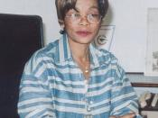 Esther Belibi Dang, Office of the General Manager, SNI (Yaounde)