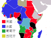 English: Africa_colonization_1914