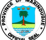 Provincial seal of Marinduque, Philippines.