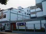 English: Enrique N. Espinosa School Español: Colegio Enrique N. Espinosa