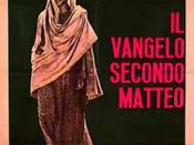 The Gospel According to St. Matthew (film)