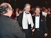 Jon Voight and Rick Best