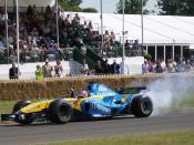 Alonso burnout