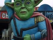 Yoda as a Mongol Warrior - 15
