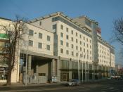 Hotel Sheraton in Poznań
