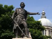 William Wallace Statue. Photo taken by Axis12002