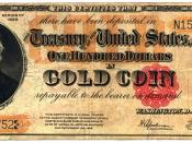 US gold certificate (1922)