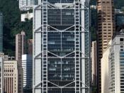 HK HSBC Main Building 香港滙豐總行大廈