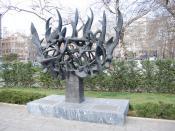 Holocaust Memorial/The Shoah Monument
