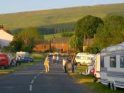 English: Travellers' Recreation on A686.