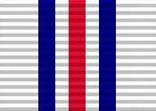 English: Ribbon of the Foreign Service Crisis Management Award