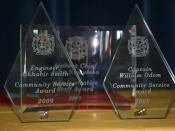 North Charleston Fire Department Awards Ceremony