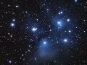 Messier 45 Open cluster