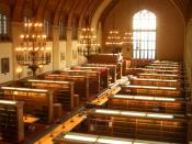 The Cornell Law School Library