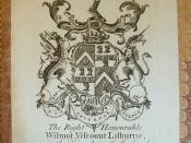 Wilmot Vaughan, 1st Earl of Lisburne, 1730-1800