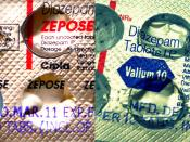 Diazepam 5 mg Zepose Cipla, Valium 10 mg. Blue Pill. Bipolar monopolarity of Thanatos. Cycling with Cyclothymia. ADHD. Recycling in God.