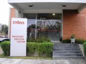 English: Unisys office in Brazil in Rio