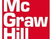 McGraw-Hill's 1990s logo