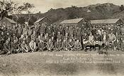 Civilian Conservation Corps, Trabuco Camp, El Toro, 1933
