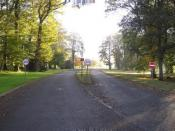 English: Loughry College Grounds, Cookstown It is located to the south of the town
