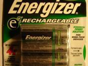 Energizer NiMH