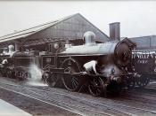 2-4-0 L&NWR 1532 Hampden