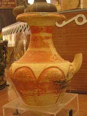English: Terracotta ewer, Oc Eo Culture