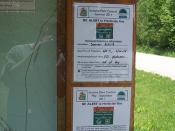Herbicide Warning