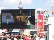 Michael Ballack on public viewing screen [_30th June 2008_]