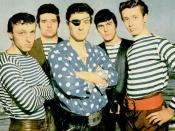 Where are they now? - British rock and roll group - Johnny Kidd & The Pirates