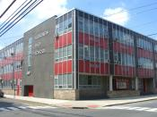 English: Hoboken High School in Hoboken, New Jersey. Category:Schools in Hoboken, New Jersey Category:High schools in New Jersey