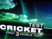 TEST CRICKET
