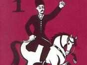 Cover of Persepolis 1, 2000. L'Association French edition.