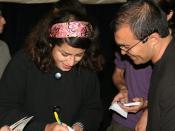 English: Marjane Satrapi in 2007