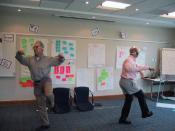 Global Integration training session