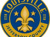 Seal of Jefferson County, Kentucky