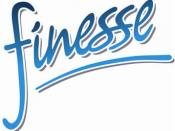 Finesse is a brand targeted to healthy concerned consumers